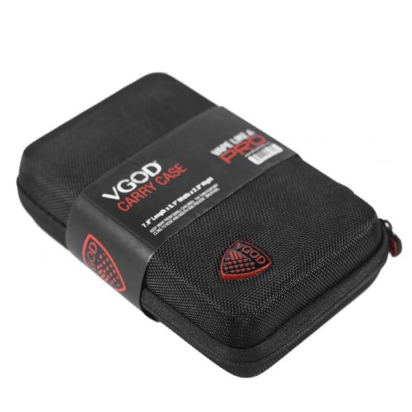 VGOD Carry Casey es un estuche de transporte de herramientas y kits de vapeo
