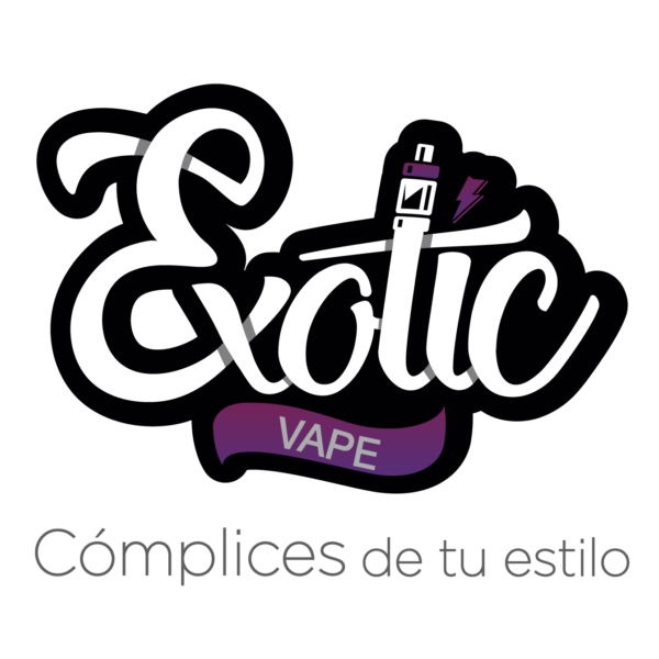 Logo exotic vape shop